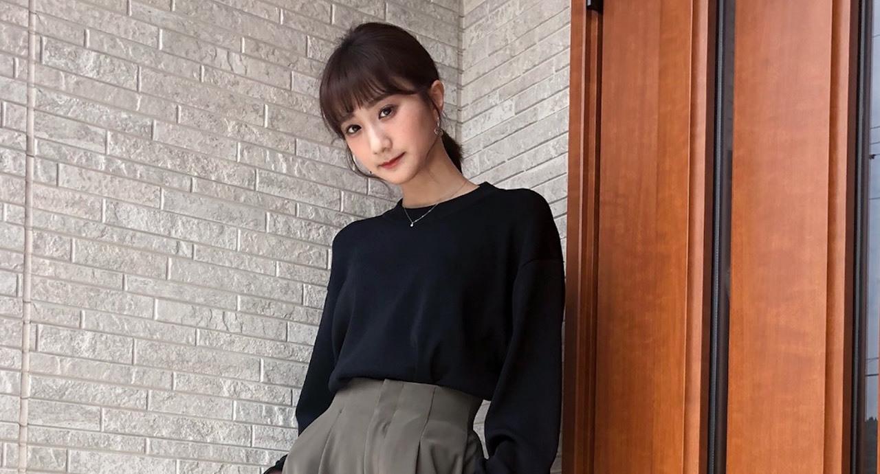 モードからきれいめまで! 大江穂乃佳の秋の私服を公開します!