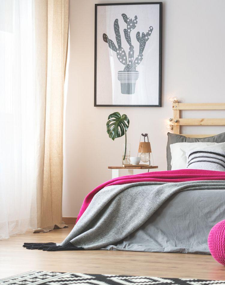 寝室のインテリアはどう決める?風水的におすすめの色やアイテム