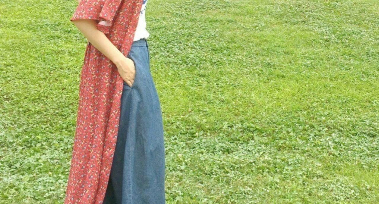 ロングガウンで作る大人女子コーデ!季節別の着こなしをご紹介