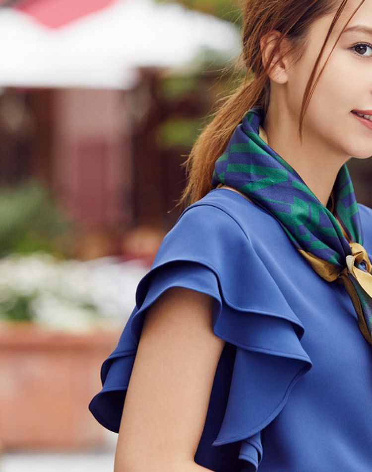 Nikiが着る芸術の秋にぴったりな 「知的なムード」のデートファッション9パターン