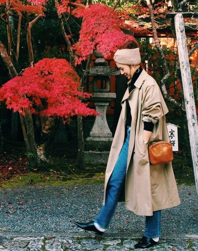 秋といえば紅葉デート!服装選びのポイントとおすすめコーデ18選