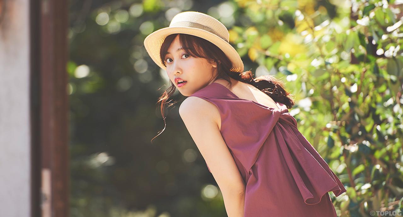 佐野ひなこが着る♡ 初夏を先取る「プロポ」の フェミニンコーデ6style