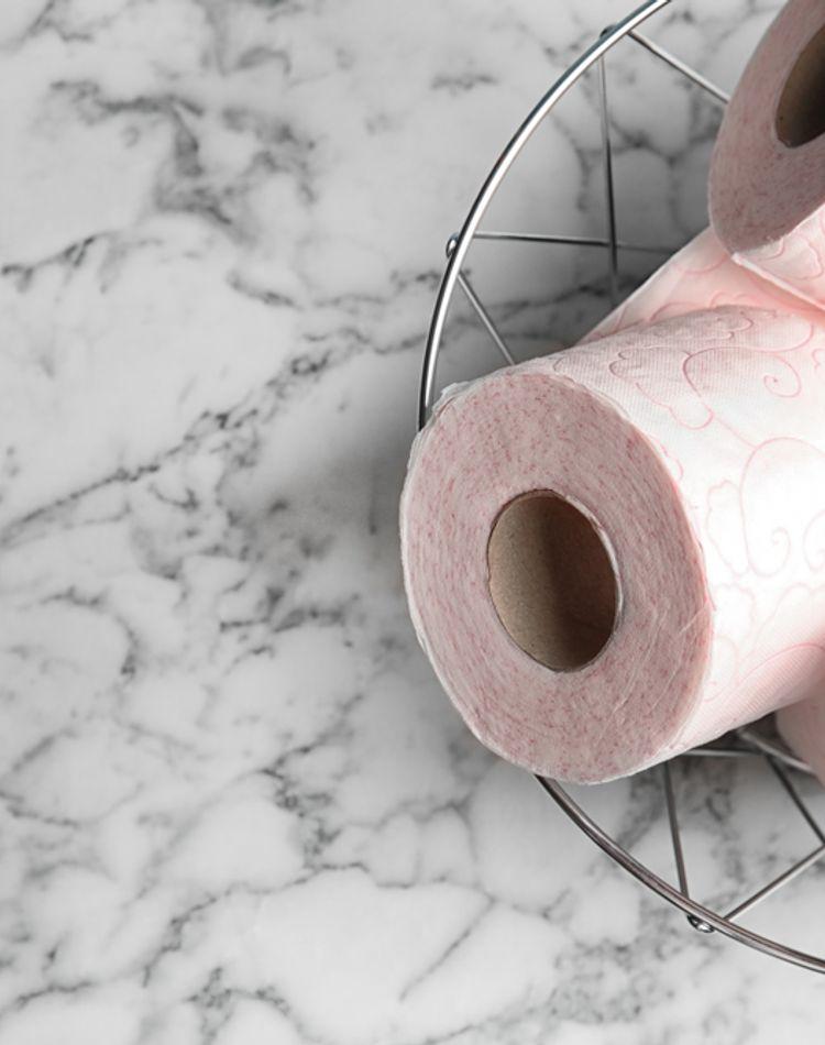 トイレットペーパーの収納方法は?100均アイテムの活用法もご紹介