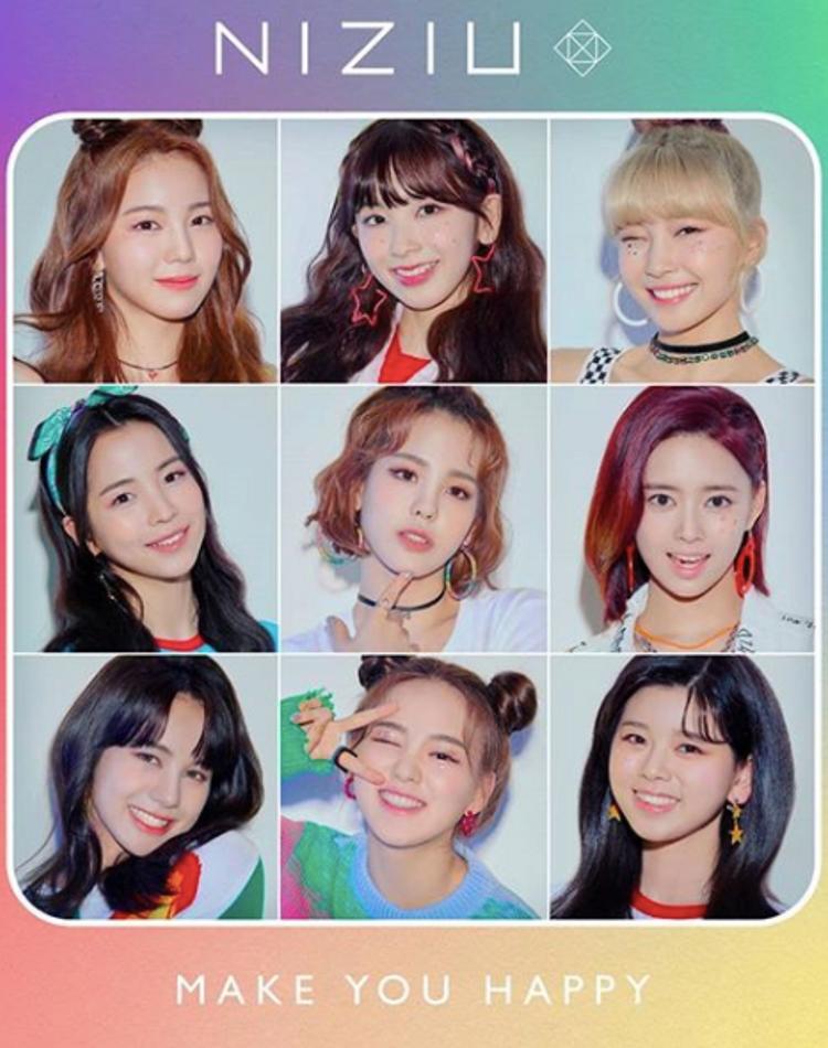 NiziUのメンバープロフィール一覧!楽曲や公式SNSはあるの?