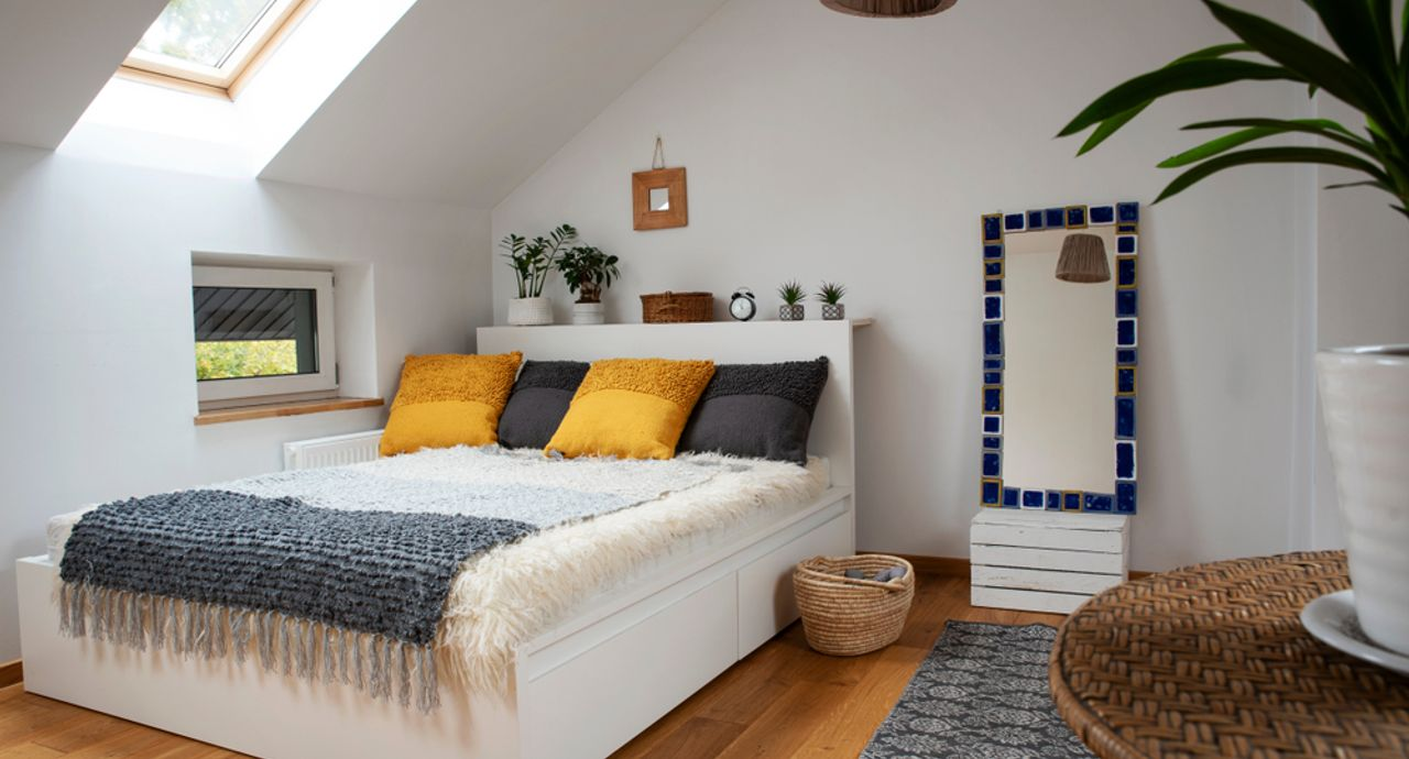 寝室を北欧インテリアに!北欧風のおしゃれなお部屋でリラックス