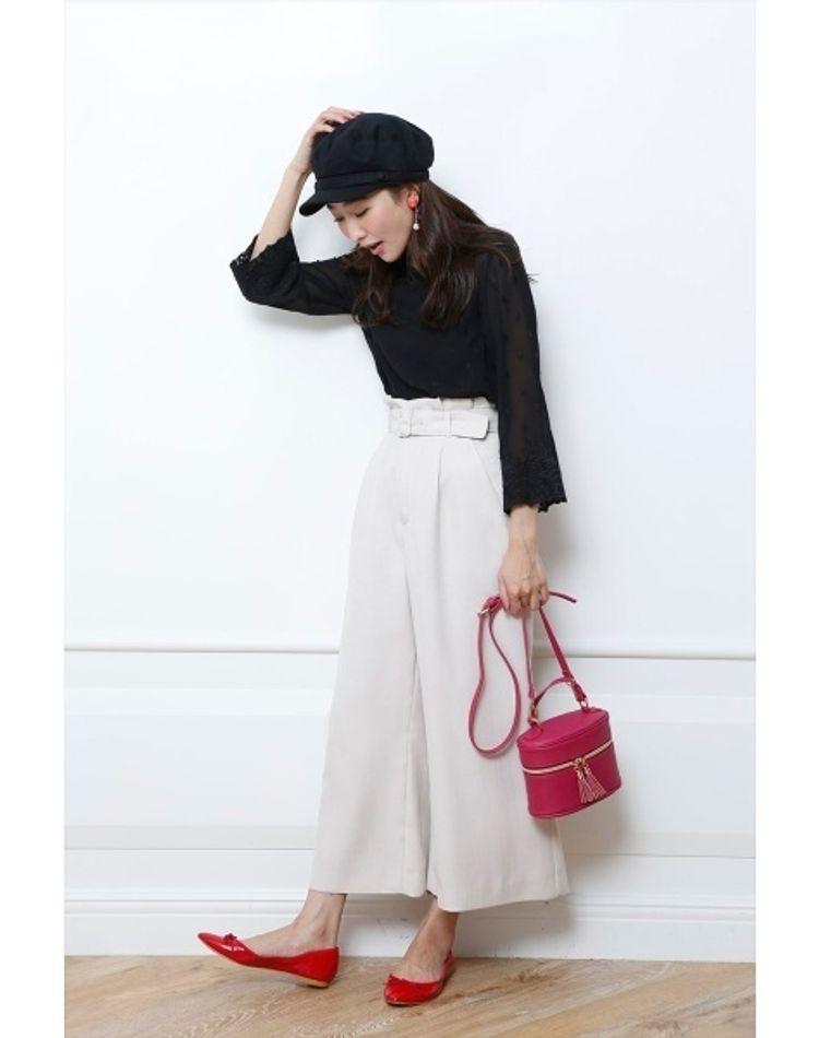 春めく「キレイ色」パンツを見つけました♡トレンドアイテム7選