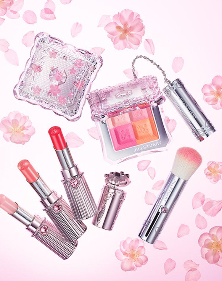 桜コスメで春を感じましょう!ゲットしたいおすすめアイテム9選
