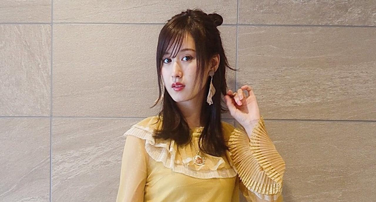 2018秋はきれいめガーリー!私服コーデ4つ【#阿部菜渚美 連載01】