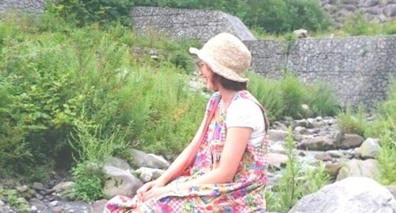 川遊びに合う服装。レディース・メンズ・キッズのおしゃれコーデ