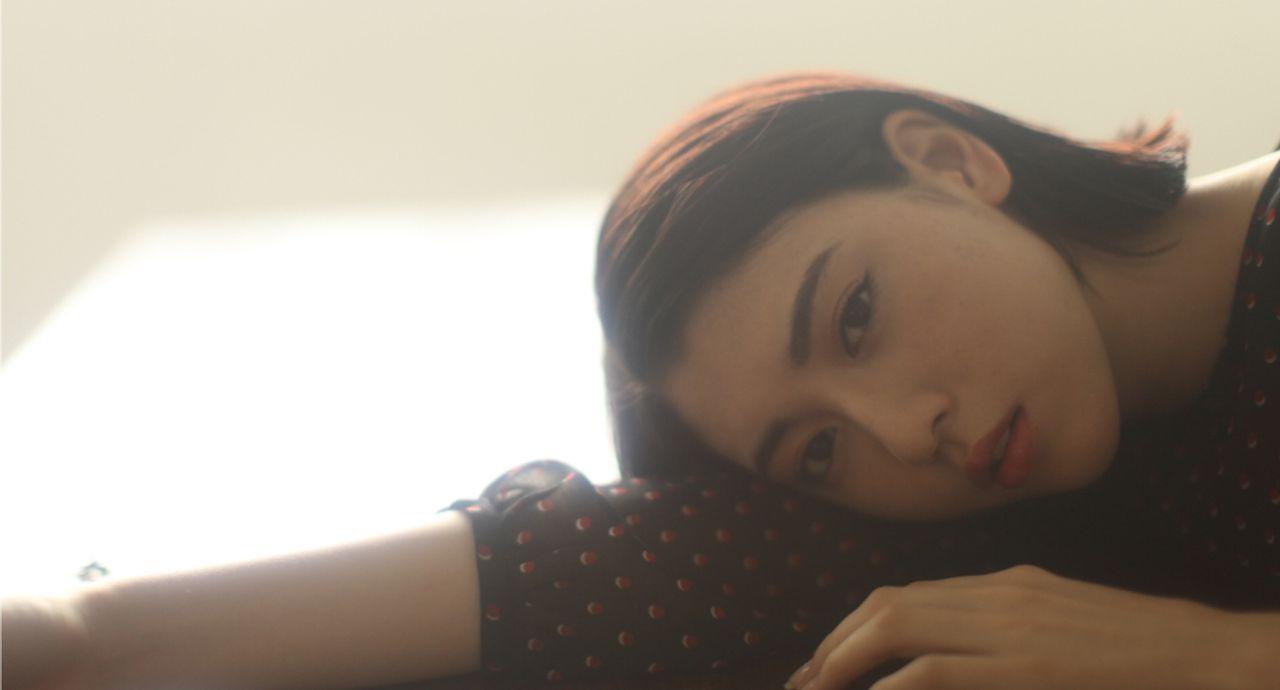 ファースト写真集「わたし」を発売!三吉彩花インタビュー