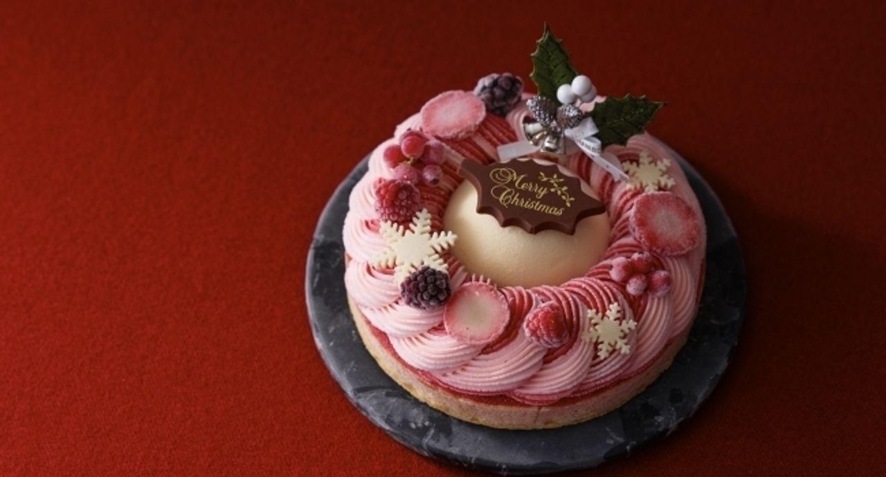 """キュンキュンする可愛い""""クリスマスケーキ""""が話題に!表参道GLACIELから登場"""