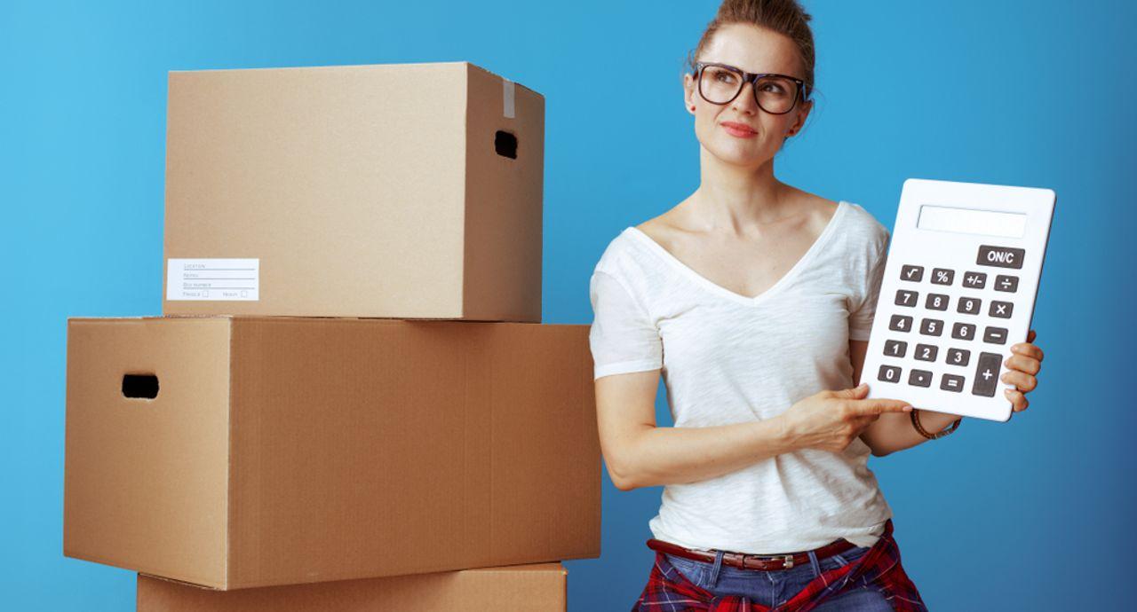 引っ越し費用の総額の相場は?安い時期や月別の目安をご紹介