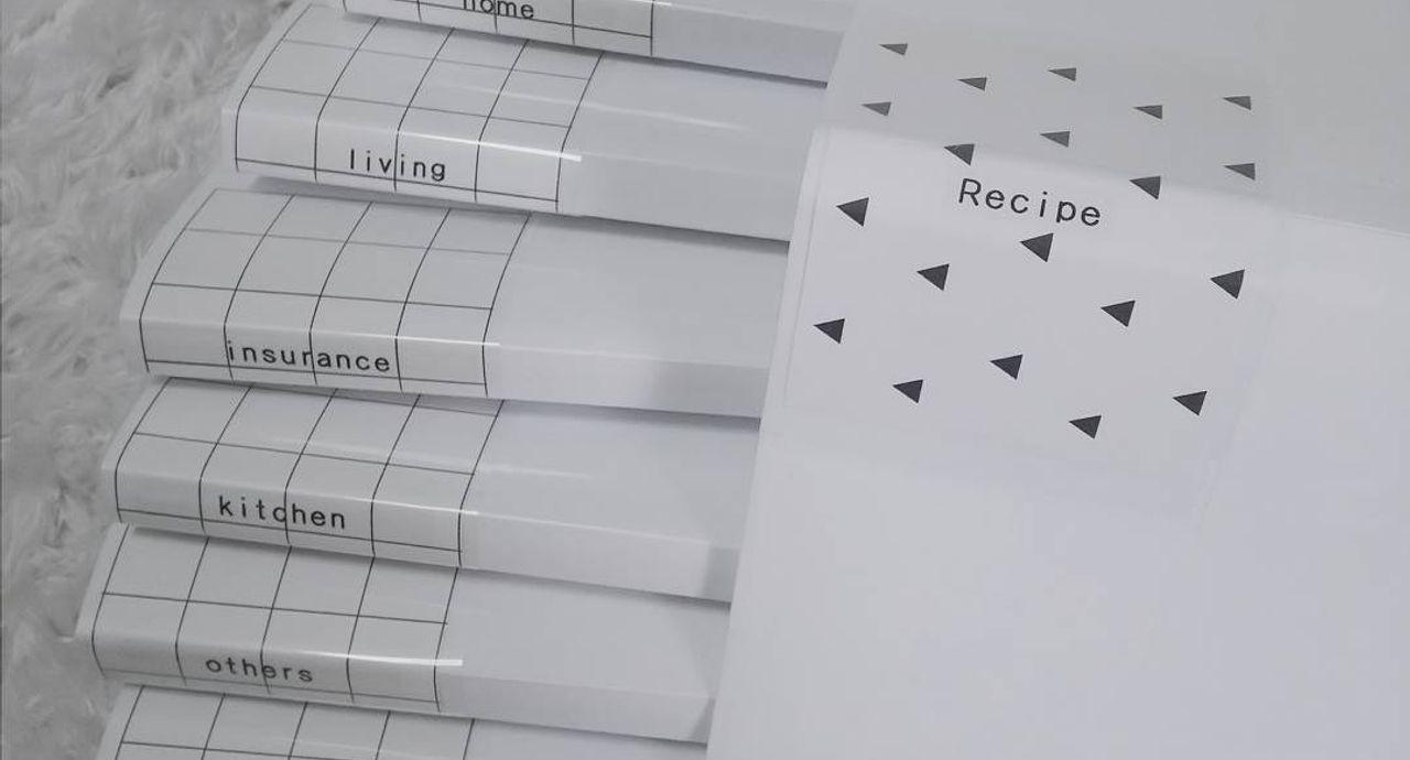 セリアのアイテムで書類整理!おすすめ商品と整理術をご紹介