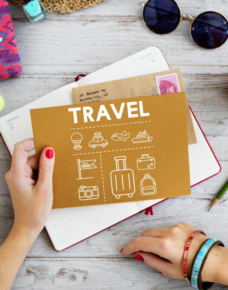 「旅行のしおり」作ってみない?もっと旅が楽しくなるしおりの作り方