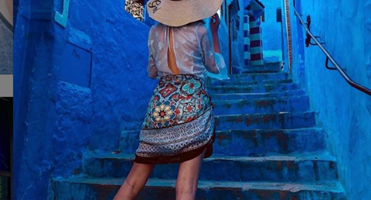 モロッコにおすすめの服装は?あると便利なアイテムも教えます!