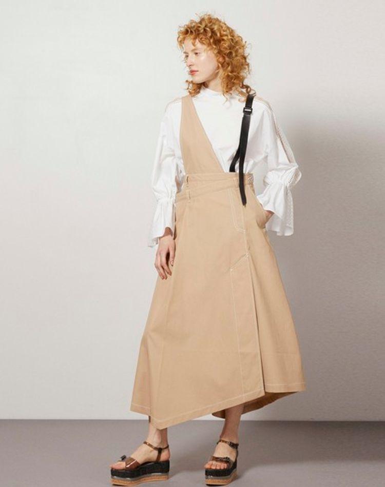 1枚あればコーデの質が上がる♡アシンメトリーなスカート5選