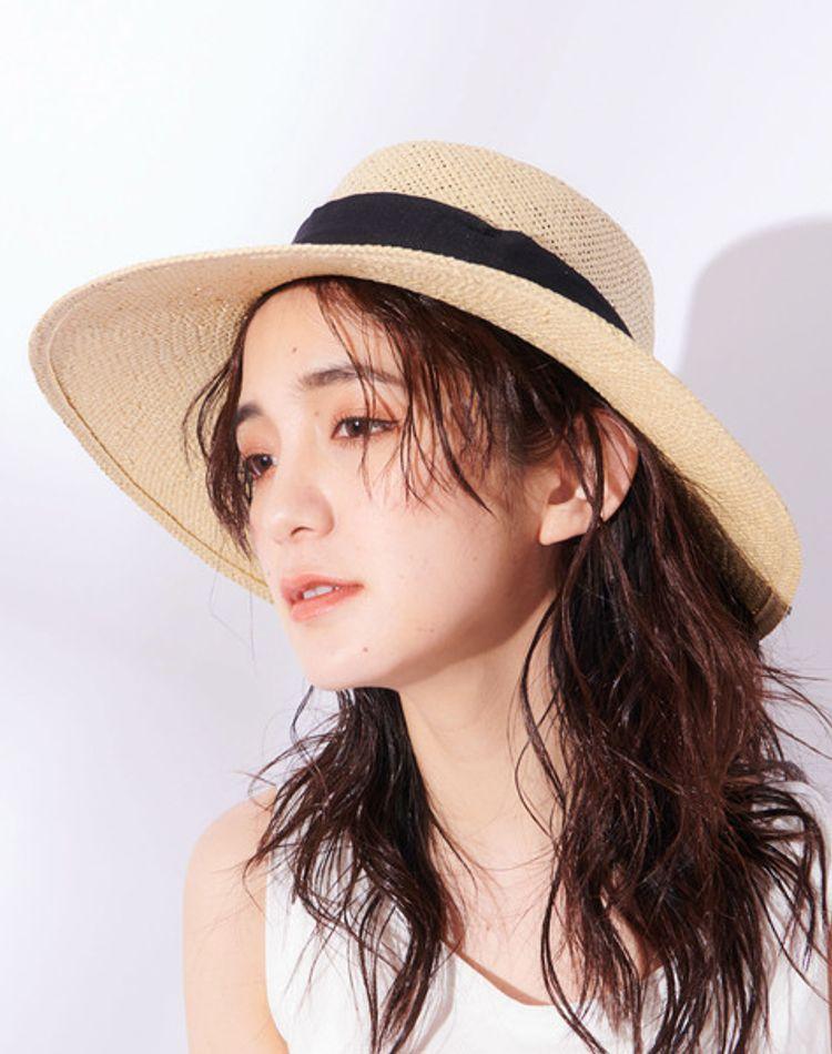 帽子を使った夏のレディースコーデ!トレンド帽子で旬な着こなしへ