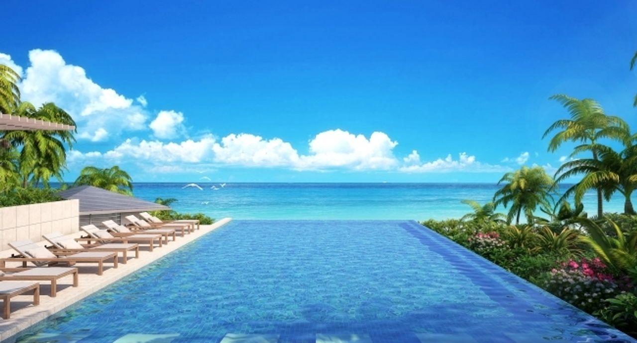 沖縄にオープン!ラグジュアリー施設「イラフ SUI ラグジュアリーコレクションホテル沖縄宮古」