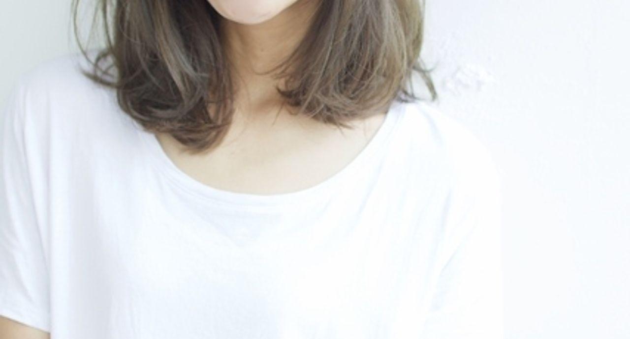 卵型さんに似合う髪型はどれ?【長さ別】魅力アップのヘアアレンジ