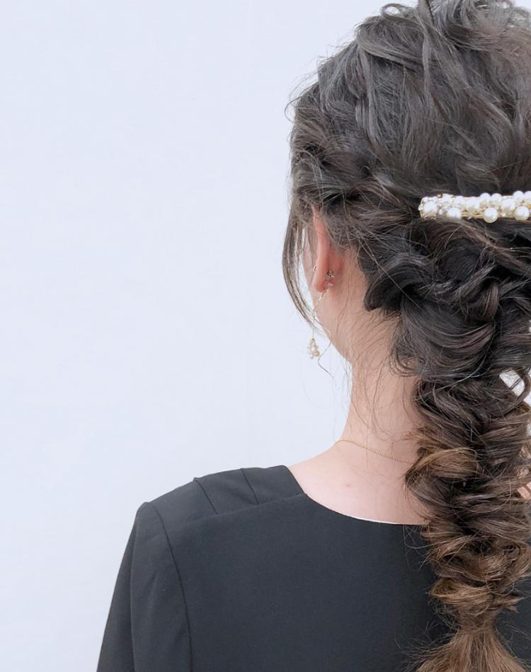 ロングヘアの簡単アレンジ9選!アップやハーフアップなどおしゃれなモテ髪を厳選