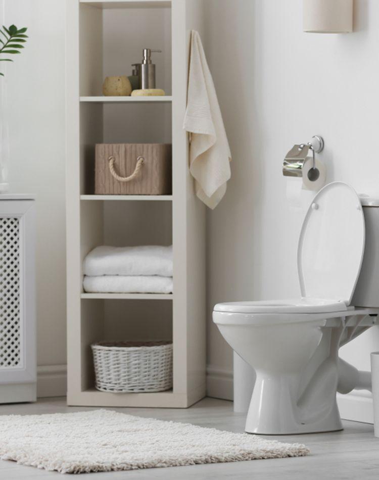 トイレの床は何色がいい?掃除しやすい床の素材や開運カラーもご紹介