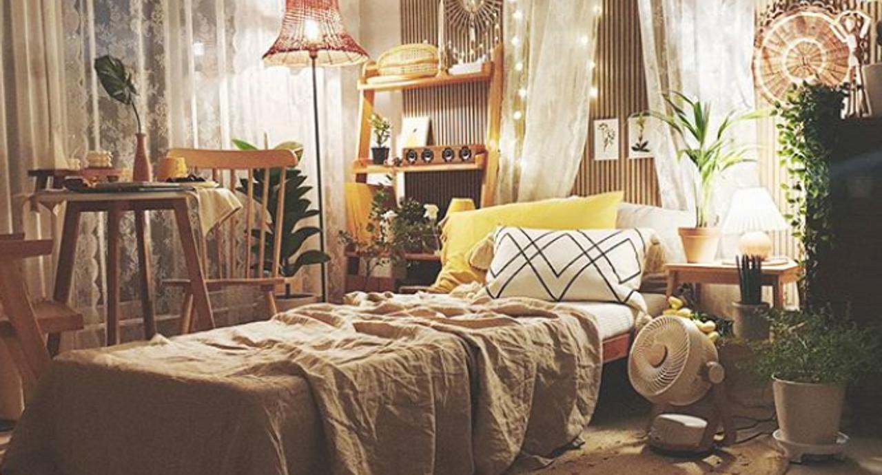 寝室を過ごしやすくおしゃれにDIY!人気のアイディアやレイアウト