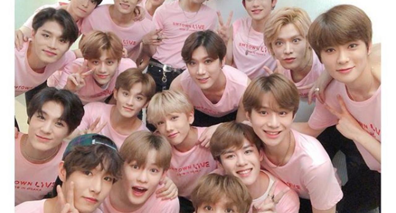 NCTメンバー18名のプロフィール!人気順に名前や特徴を紹介