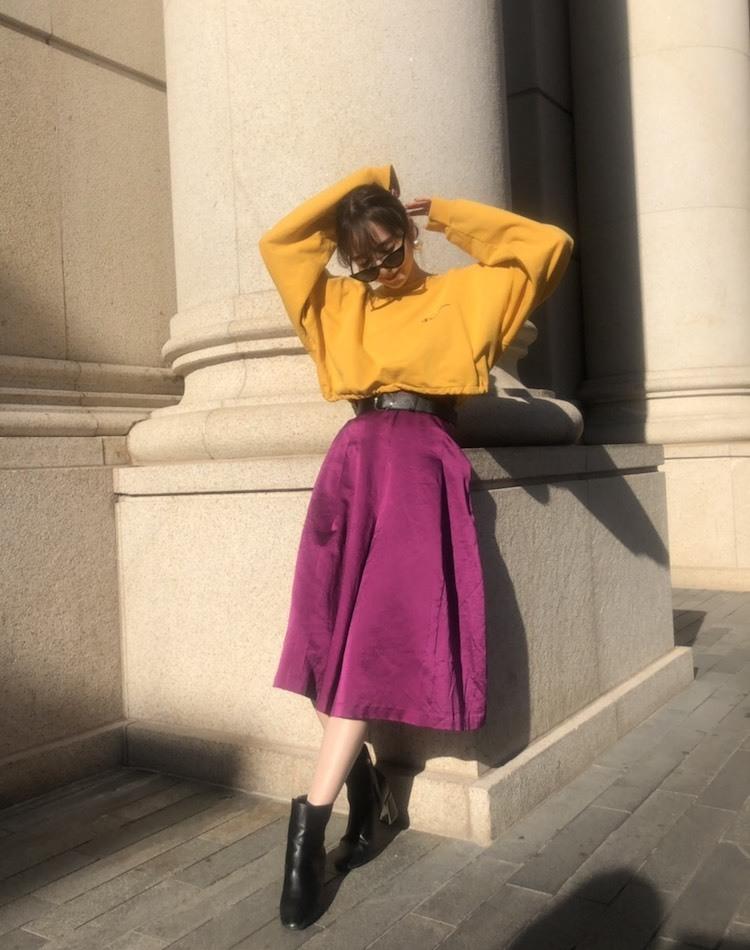 平木愛美の私服&リップが主役のセルフメイクを紹介!