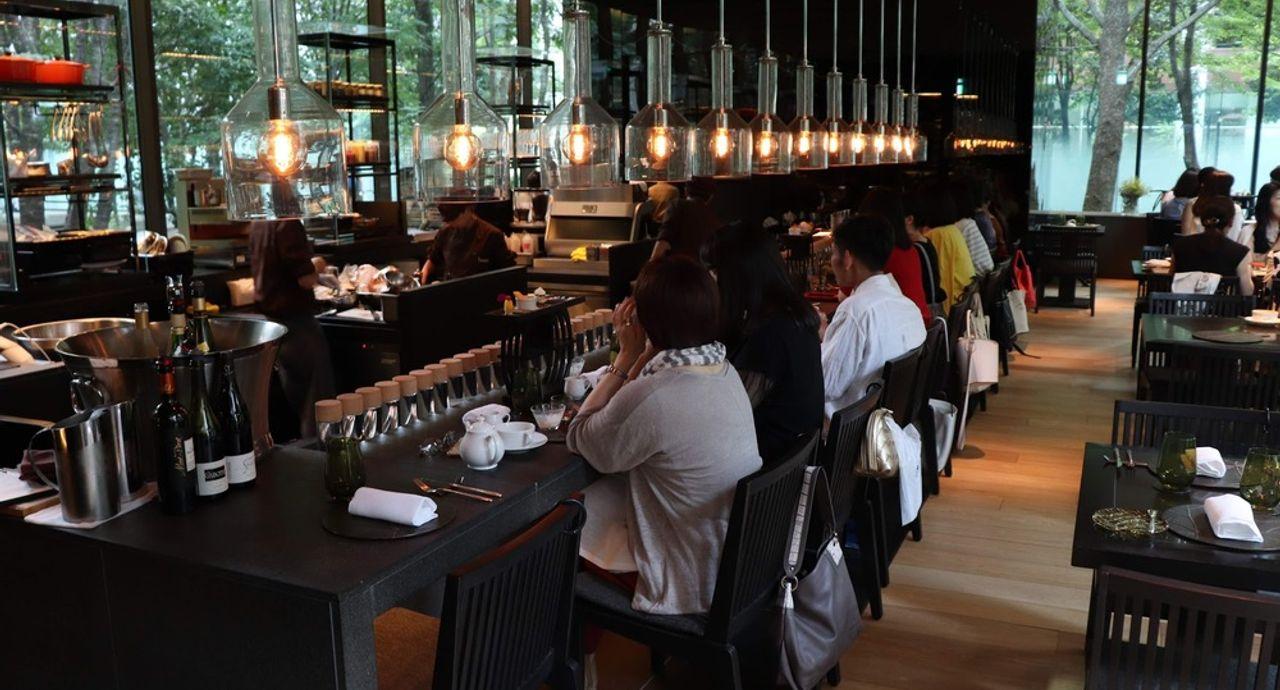 アマン東京「ザ・カフェ by アマン」で大人の休日ランチを。【東京トレンドグルメ】