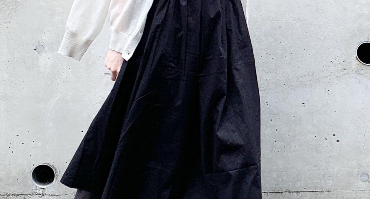 黒ワンピースに合う羽織りもの!季節やシーン別にコーデをご紹介