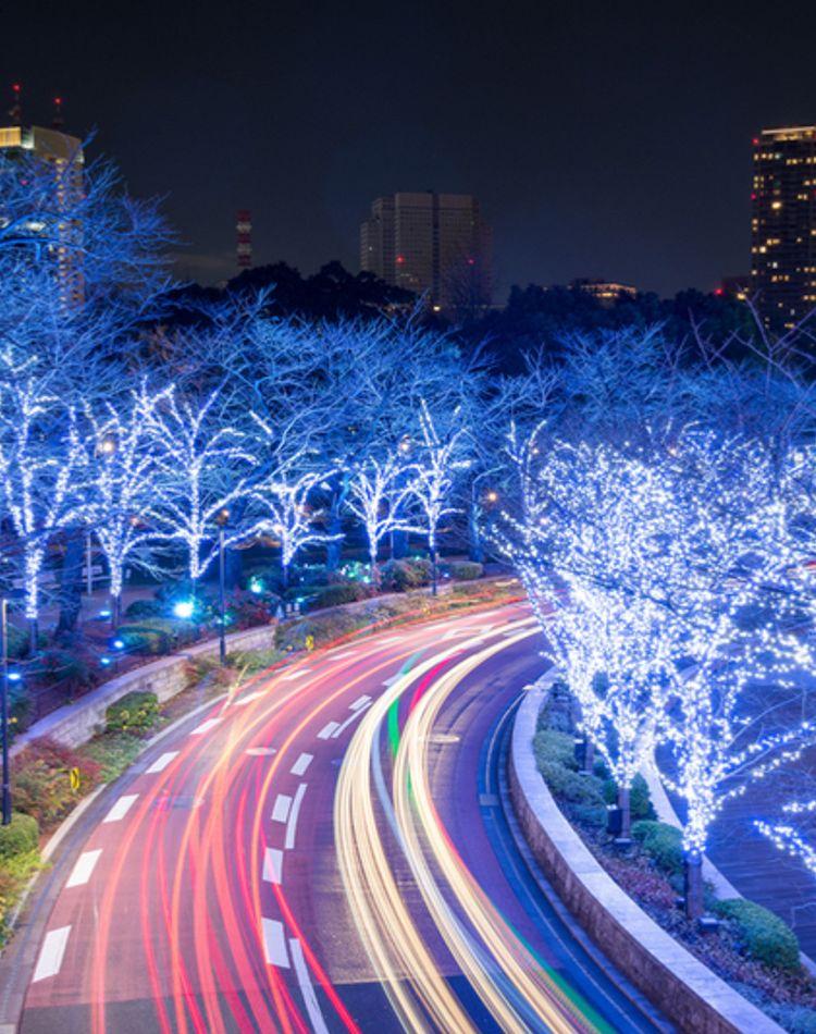 2017クリスマスイルミネーション特集!東京都内で行けるスポット