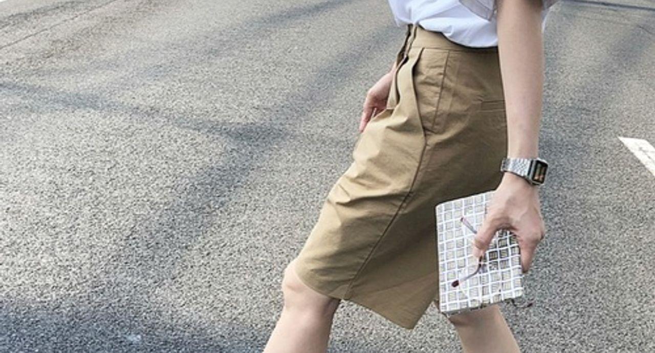 夏のスニーカーコーデ!【年代別・シーン別】大人女子の着こなし9選