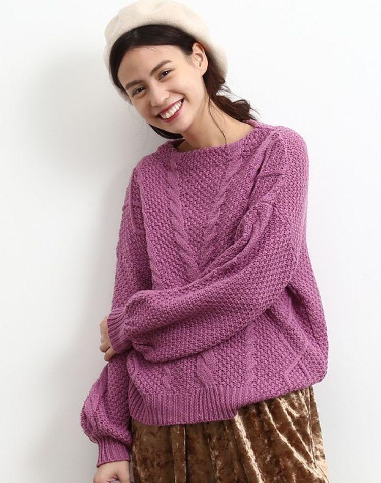 冬カラーのモテ服♡ドリーミーなピンクでおしゃれを楽しもう