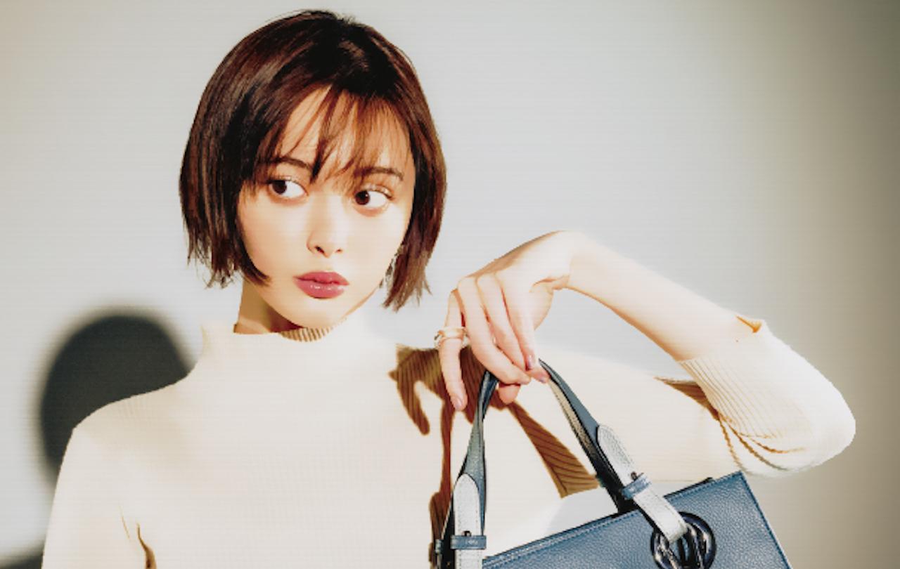 """Samantha Vega×玉城ティナ""コラボ第一弾、ダスティカラーバッグが登場!"