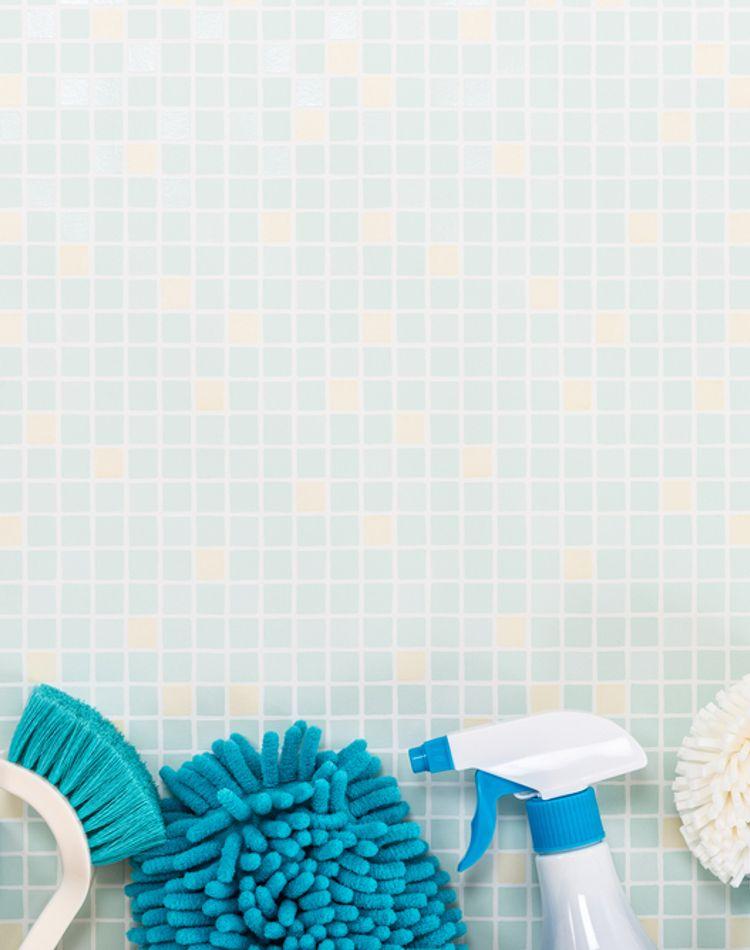 タイルの掃除方法は?玄関やキッチンなど場所別掃除テクをご紹介