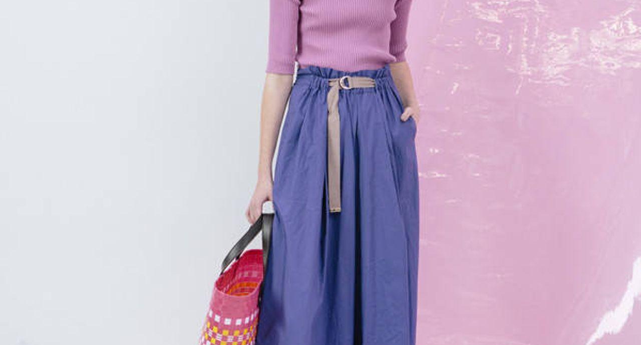スカーチョの人気コーデ術!春や秋冬など季節別の着こなし