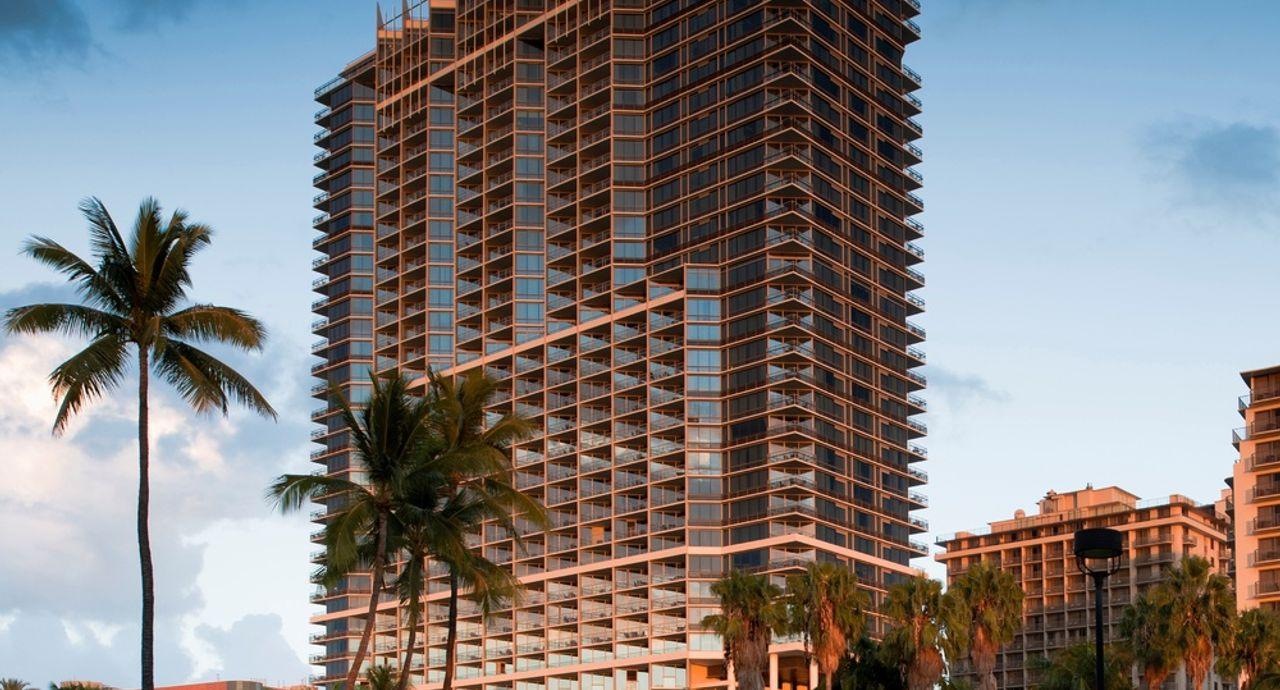 ハワイで至福の時を満喫。オアフ島唯一の5つ星ホテル「トランプ・インターナショナル・ホテル・ワイキキ」