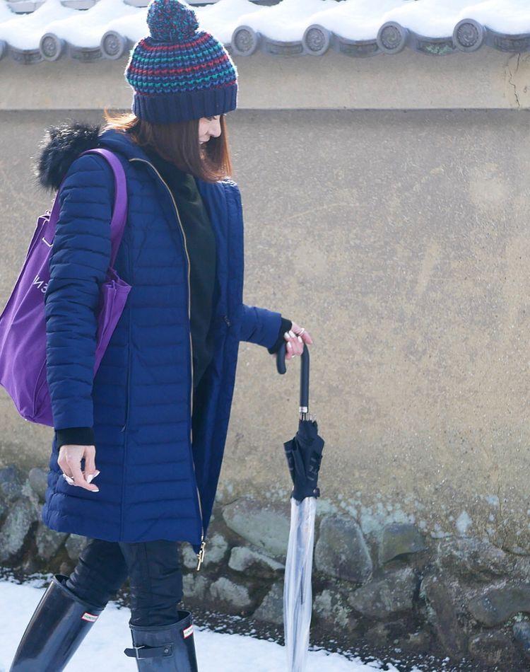 雪の日の服装選びのポイント!防寒のコツやおすすめアウターご紹介