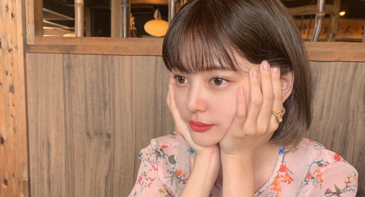 【ちはる連載vol.12】韓国顔になれる♡愛用カラコン4選