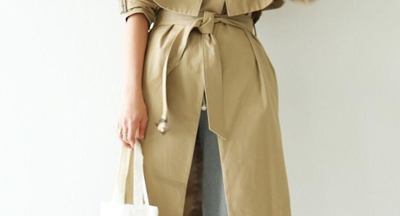 4月の服装は寒暖の差に注意!地域別・気温別のおすすめ春コーデ