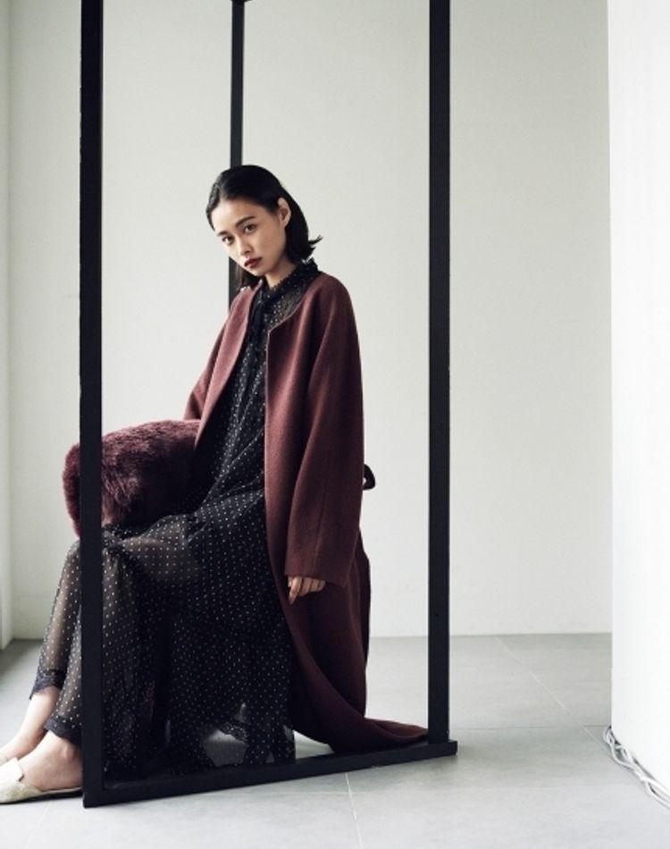 """【2017冬】""""キレイだね""""って言われたい♡美人に見える本命コート7選"""