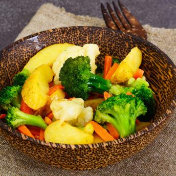温野菜ダイエットで理想の体型に!効果的なやり方やおすすめレシピ