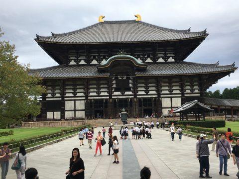世界遺産の宝庫 過去と現在が共存する奈良の街を一日満喫しませんか