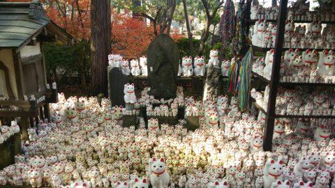 東京世田谷区 招き猫が埋め尽くす豪徳寺と歴史でつながる松陰神社