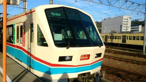 彦根城から少し離れ ワンマン列車に乗り込みもう一つの彦根旅へ!