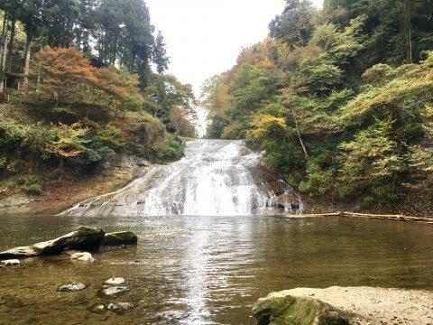 滝と自然が織りなす癒し空間 大多喜町養老渓谷で滝巡りに出かけよう