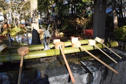 見どころ満載 江戸時代から鎮座する日本最古の神社 諏訪大社へ
