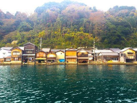 京都府伊根で舟屋の生活を覗き見 舟屋の歴史と建築を探訪しよう