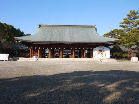 大和三山の畝傍山に見守られながら橿原の歴史散策 神宮神社3選
