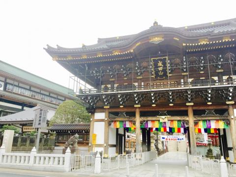 人々と共に歩んできた千葉「成田山新勝寺」の歴史と門前仲町を巡る旅